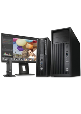 Performance & Flexible Workstation Solutions